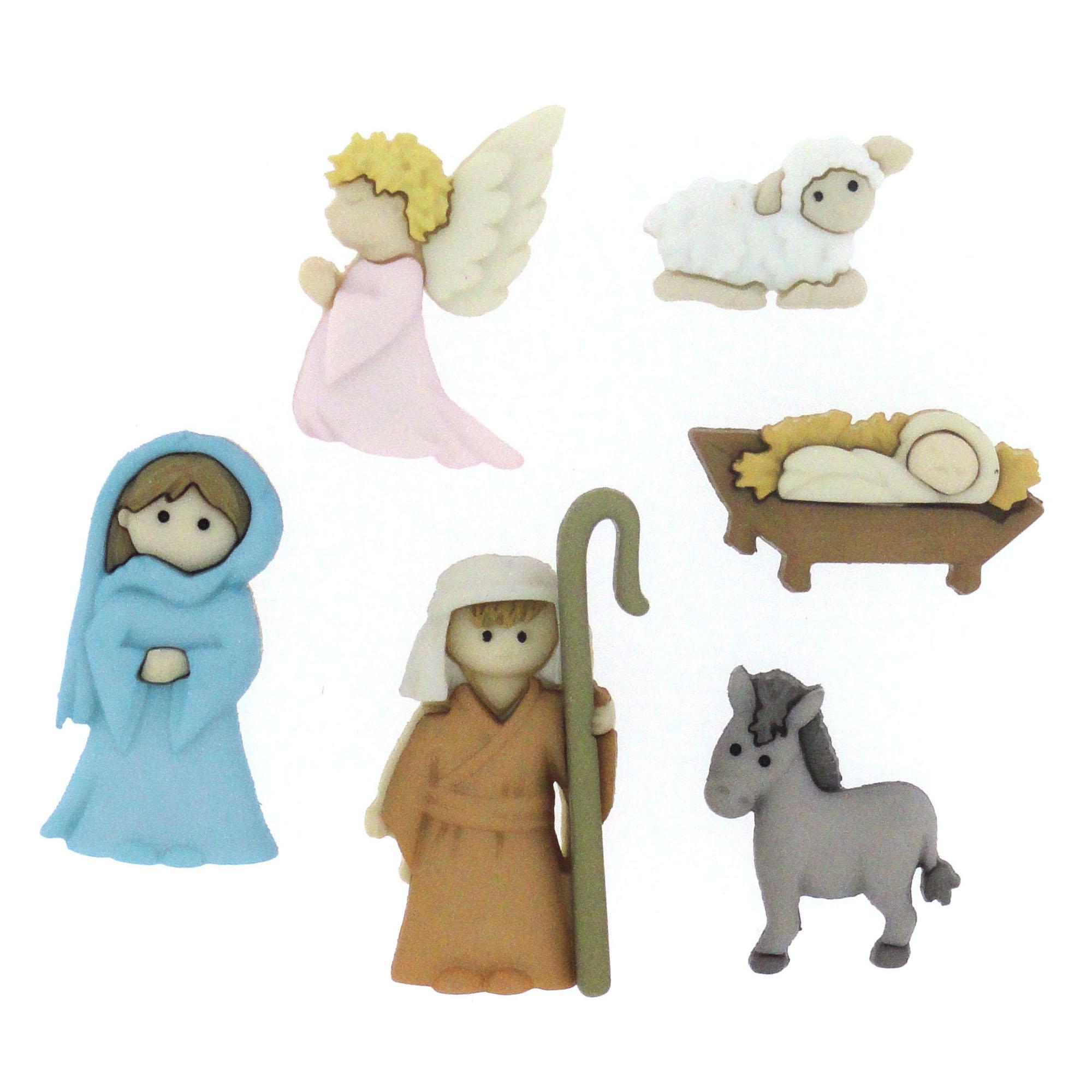 Figuras de Natal e Complementos