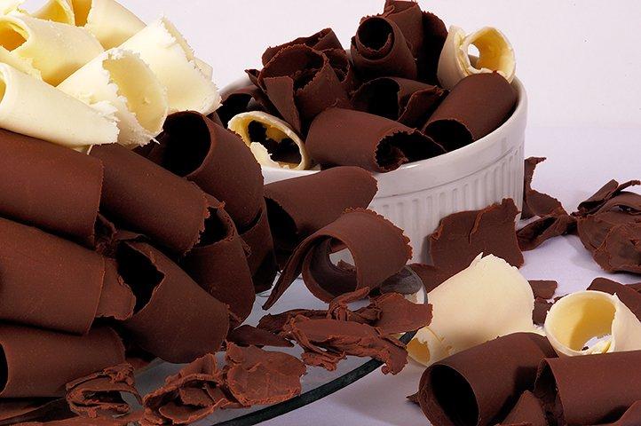 Decoração de Chocolate