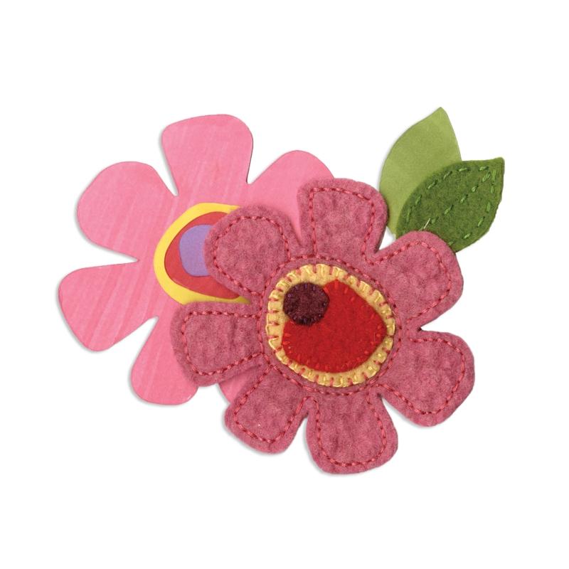 Cortantes Sizzix Flores