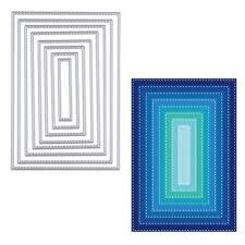 Cortantes Sizzix Rectângulos