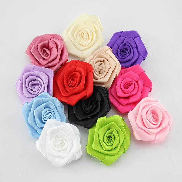 Flores de Tecido/Papel